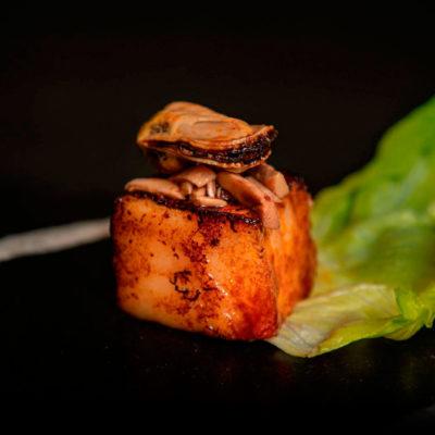 Gastronomía Restaurante Monegros de Sariñena