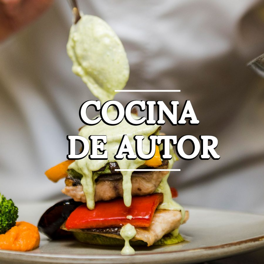 Cocina de autor Sariñena